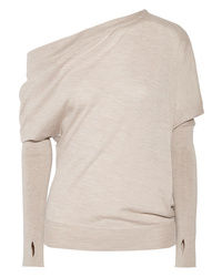 Tom Ford One Shoulder Cashmere And Sweater