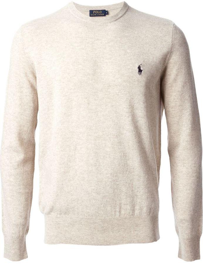 ... Polo Ralph Lauren Crew Neck Sweater