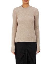 Rick Owens Ribbed Sweater