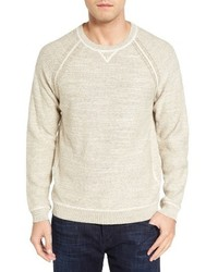 Sandy bay reversible crewneck sweater medium 3652566