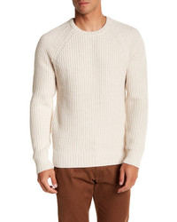 Jack Spade Shaker Stitch Ribbed Sweater