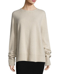 The Row Sibel Wool Cashmere Sweater