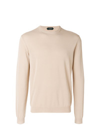 Zanone Slim Fit Crewneck Sweater