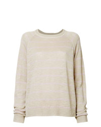 Bassike Striped Jumper