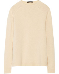 The Row Eban Cashmere And Silk Blend Sweater