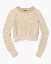 Theory Brombly B Pullover In Golino
