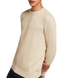 Topman Thermal Knit Sweater
