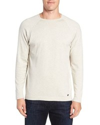 Stone Rose Trim Fit Crewneck Sweater