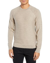 Club Monaco Trim Fit Wool Raglan Sweater