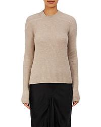 Rick Owens Ribbed Sweater