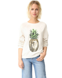 Wildfox Couture Wildfox Party Pineapple Sweater