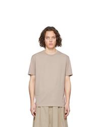 Maison Margiela Beige Classic T Shirt