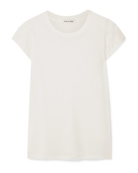 Frances de Lourdes Garon Cashmere And T Shirt
