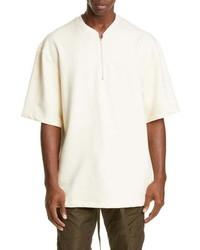 Fear Of God Half Zip T Shirt