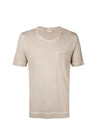 Massimo Alba Round Neck T Shirt