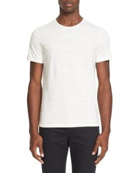 John Varvatos Collection Slub Pima Cotton T Shirt