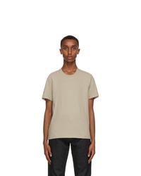 Bottega Veneta Taupe Stitch T Shirt