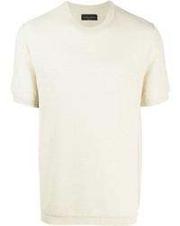 Roberto Collina Terrycloth Crewneck T Shirt