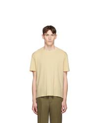 Our Legacy Yellow Rib T Shirt
