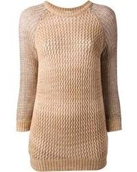 Pinko Crochet Sweater