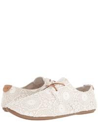 Sanuk Bianca Crochet Lace Up Casual Shoes