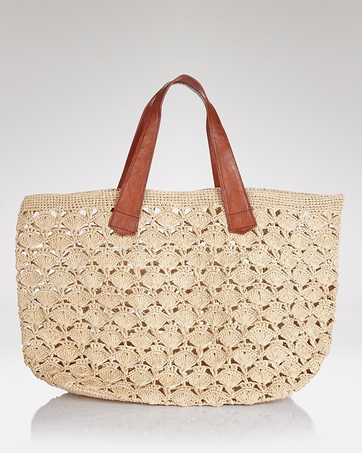 Mar y Sol Valencia Crocheted Tote