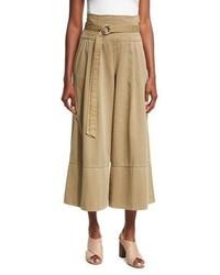 Cinq a sept sandy high waist gaucho pants medium 4984268
