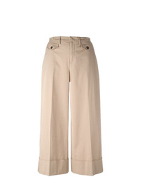 N21 wide legged cropped trousers medium 8561722