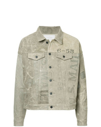 Readymade Short Buttoned Jacket