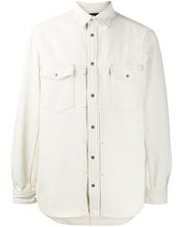 Diesel Long Sleeve Denim Shirt