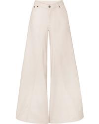 MM6 MAISON MARGIELA Mid Rise Wide Leg Jeans