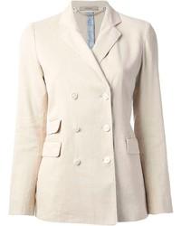 Double breasted blazer medium 175449