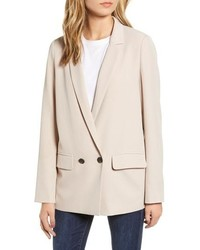 Chelsea28 Double Button Blazer