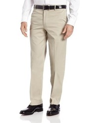 Dockers New Iron Free Khaki D2 Straight Fit Flat Front Pant