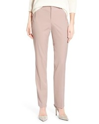 NYDJ Sandrah Stretch Slim Straight Leg Trousers