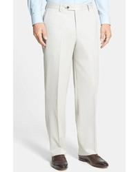 Berle Wool Gabardine Trousers