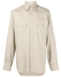 Tom Ford Button Down Collar Shirt