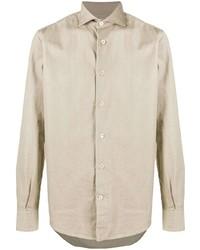 Eleventy Classic Button Up Shirt