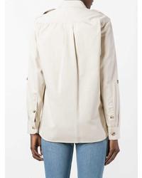 Isabel marant toile flap pockets shirt medium 7907902