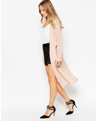 Asos Collection Soft Waterfall Duster