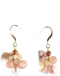 Ananda Handcrafted Silk Earrings