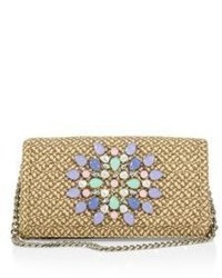 Devi embellished shoulder bag medium 3670137
