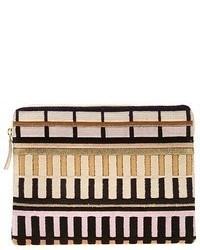 Jewels naoshima ladder safari clutch medium 53684