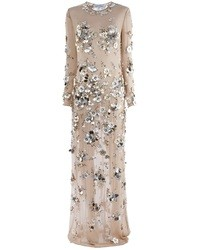 Azzaro Embellished Gown