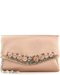 Giorgio armani embellished clutch medium 289533