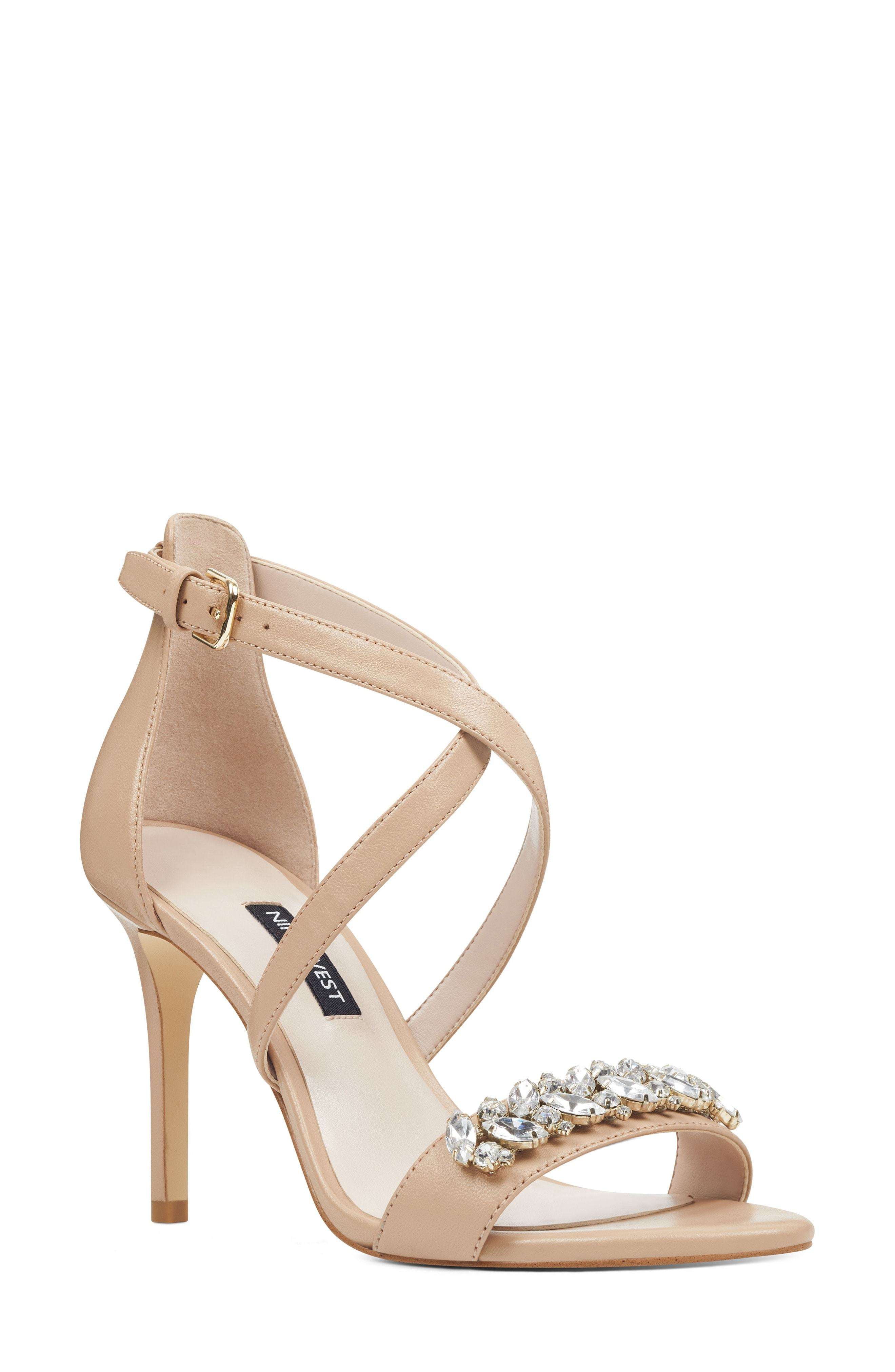Nine West Mikhaila Strappy Sandal