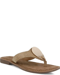 Terre thong sandal medium 791040