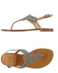 Stuart Weitzman Thong Sandals
