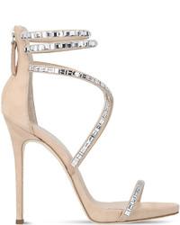 Harlee embellished suede sandals medium 6697656
