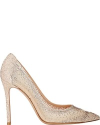 Crystal embellished pumps medium 333010